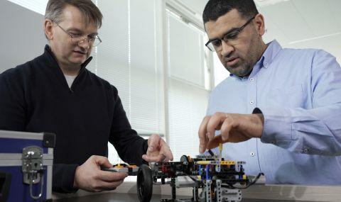 Инженер от Renault използвал LEGO за новата трансмисия на марката