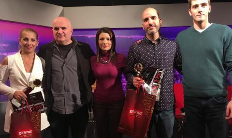 Успех на български артисти в Сърбия