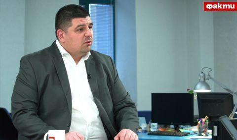 Ивайло Мирчев, ДБ: Никакви коалиции с ГЕРБ, с ДПС или с БСП