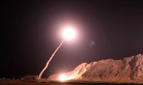 Сирия свали израелски ракети