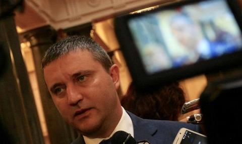 Владислав Горанов потъпка журналистиката