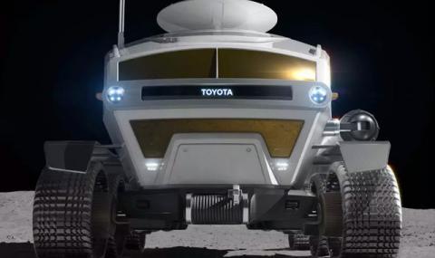 Луноходът на Toyota ще е на базата на сериен модел