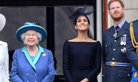 Нова драма от двореца: Ще се срещне ли Кралицата някога с внучка си Лилибет? - 1