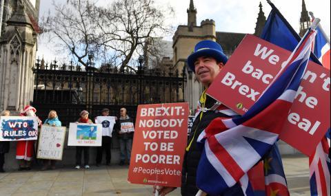 Тереза Мей срещу плана на Борис Джонсън за Брекзит