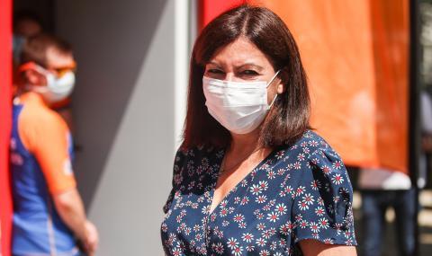 €135 глоба, ако не носиш маска на закрито
