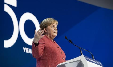 Меркел иска по-силен ЕС