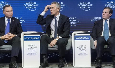 НАТО: Можем да отговорим на всяка кибератака