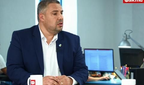 Общински съветник: ГЕРБ-СДС носи отговорност за незаконния павилион