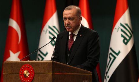 Ердоган заплаши: Турция ще прочисти това място от терористи!