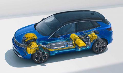 Opel обнови едно от SUV-тата си - 8