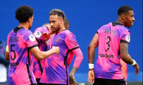 Барселона и Неймар се договориха - 1