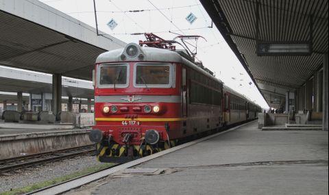 Възстановено е движението на влаковете в междугарието Твърдица-Шивачево