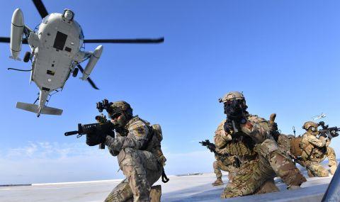 Южна Корея ще увеличи финансирането на американските войски - 1