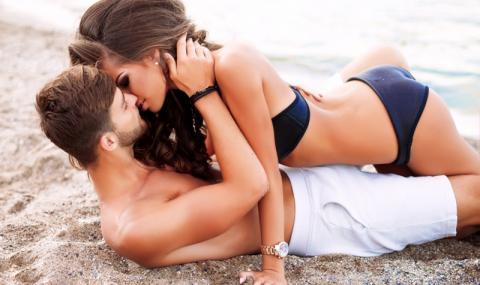 Не правете секс на плажа!