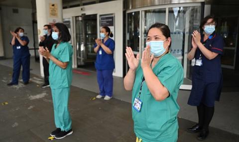 Великобритания регистрира най-голямото дневно увеличение на инфекциите от края на юни