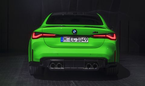 BMW показа палитра от цветове за новите М3 и М4 - 4