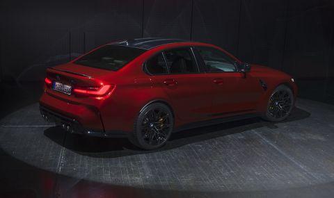 BMW показа палитра от цветове за новите М3 и М4 - 5
