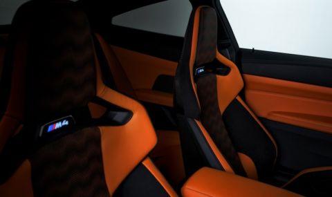 BMW показа палитра от цветове за новите М3 и М4 - 14