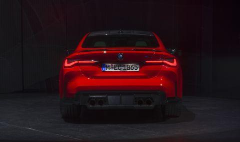 BMW показа палитра от цветове за новите М3 и М4 - 3