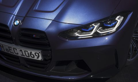 BMW показа палитра от цветове за новите М3 и М4 - 7