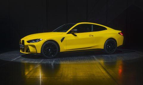 BMW показа палитра от цветове за новите М3 и М4 - 2