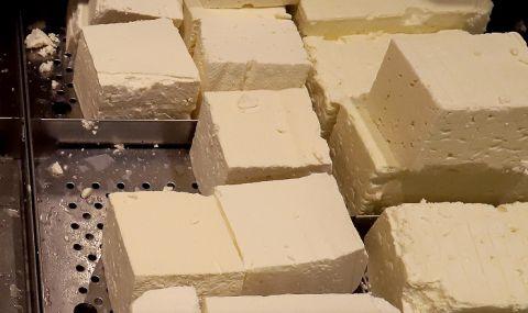Откриха 600 кг сирене с изтекъл срок в Пловдив