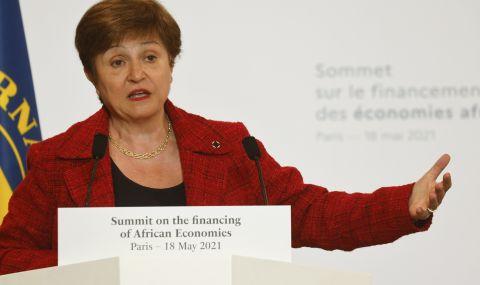 Кристалина Георгиева ще работи върху глобалните предизвикателства - 1