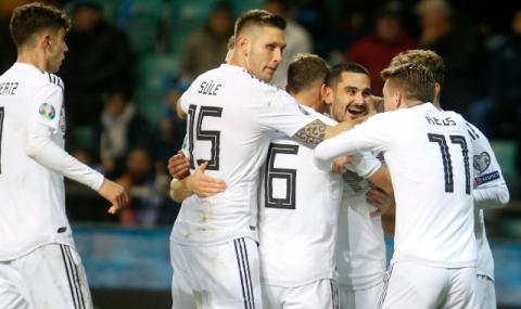 Кабаков не показа жал към Германия