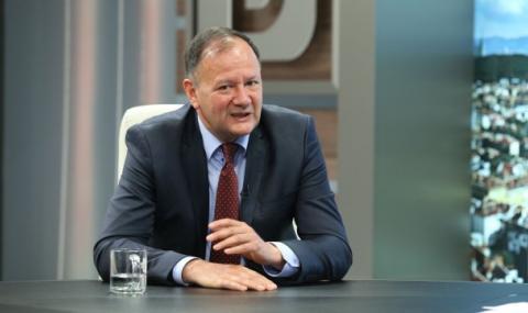 Михаил Миков: Отново търсим врага с партиен билет