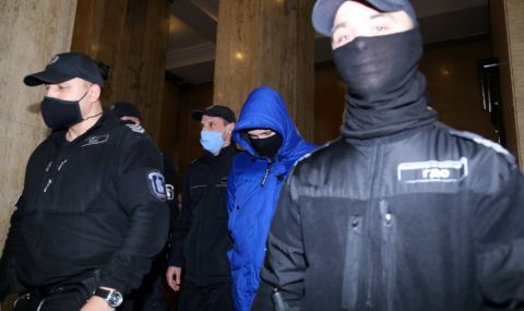 Обвиняемият за смъртта на Милен Цветков остава зад решетките въпреки обещанията му, че няма да се укрие