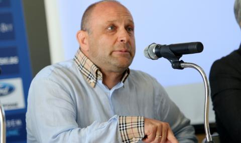 Тити Папазов: Бих обрал банка и бих влязъл в затвора за Левски