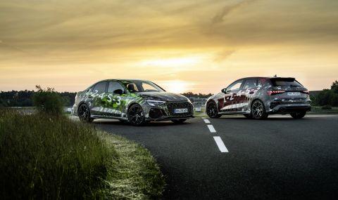 Audi RS3 ще разполага с 400 конски сили и дрифт режим (ВИДЕО) - 8