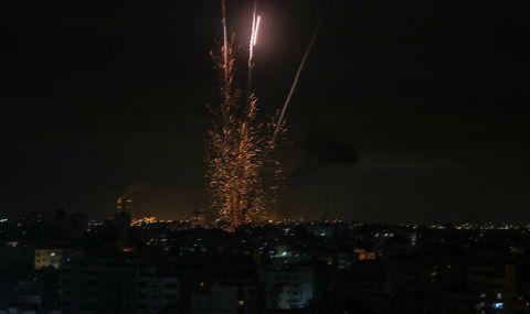 В Близкия изток: Тежки експлозии, ранени деца, горящи синагоги