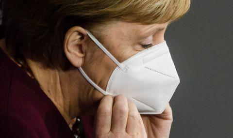 Меркел и европейското COVID господство