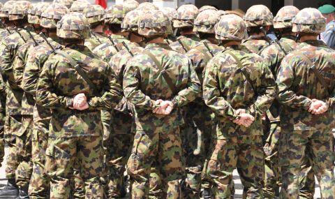Пехотата ни търси 195 военни - 1