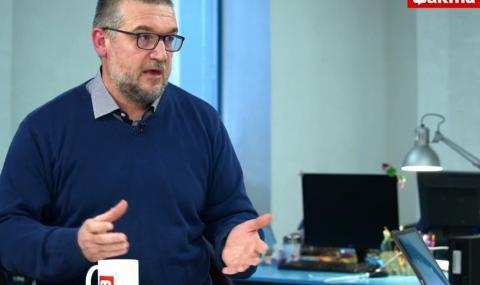 Журналистът Димитър Събев пред ФАКТИ: Има политически риск за ГЕРБ, защото хората не искат да умират от болести