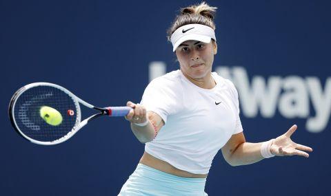 Световната №1 в тениса си удари здрава самокритика и направи сериозна заявка