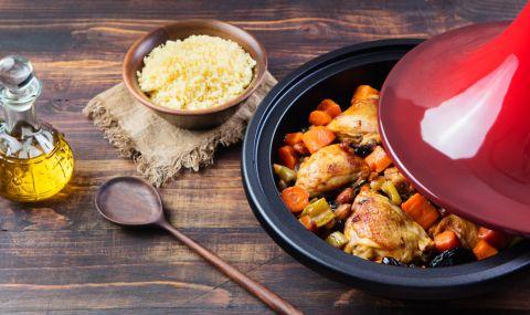 Рецепта за вечеря: Пилешко по марокански