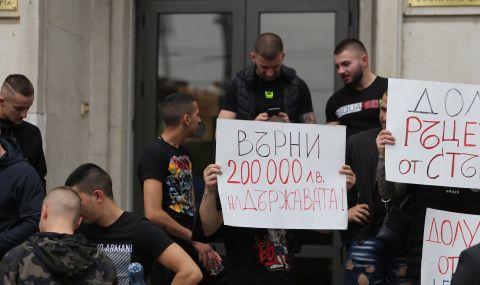 Привикаха Станислав Недков на разпит в полицията
