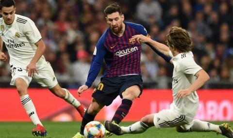 В Реал Мадрид не вярват в раздялата на Меси с Барселона