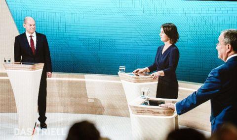 Преди изборите в Германия: Двама се карат, но третият не печели - 1