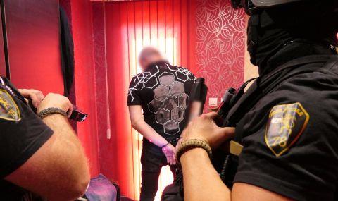 Арестуваха четирима наркоразпространители във Варненско