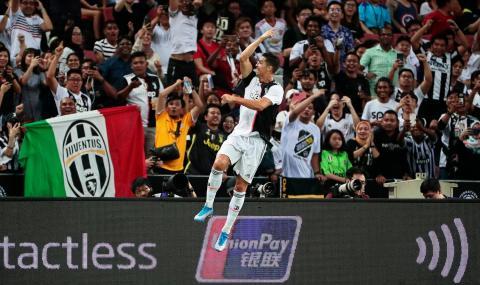 Ювентус иска повече ранни мачове заради азиатския пазар