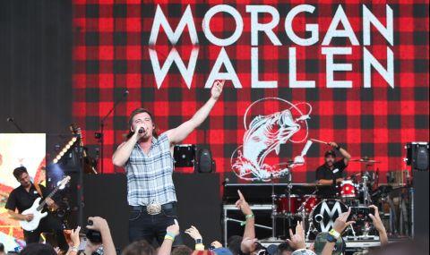 Морган Уолън начело на Billboard за 9-та поредна седмица
