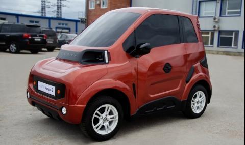 Руснаците пускат масов свръхевтин електромобил на цена от €5 000!