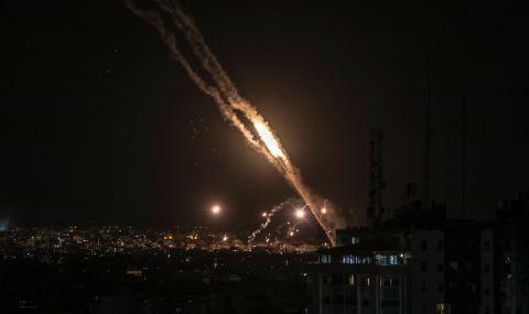 Израелската армия още не е навлязла в Газа