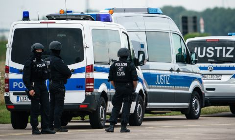 Престъпността в Германия бележи спад