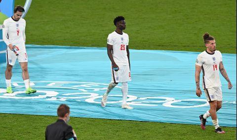 UEFA EURO 2020: УЕФА осъди проявите на расизъм срещу Санчо, Рашфорд и Сака