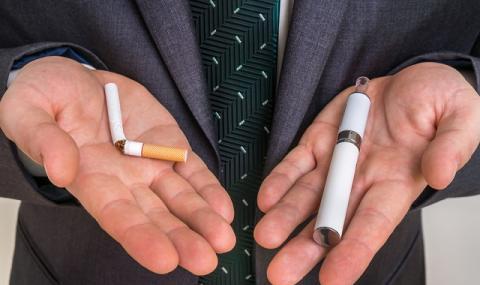 Електронните цигари са вредниколкототютюна
