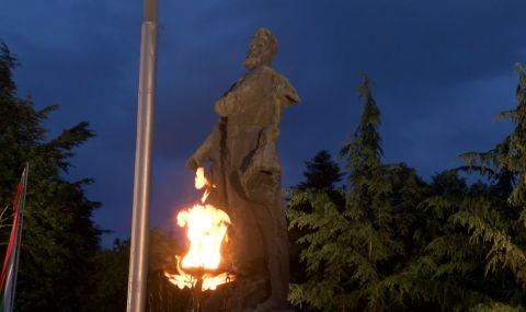 Враца чества подвига на Христо Ботев и четата му